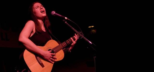 Coco Love Alcorn at Irish Mountain Music