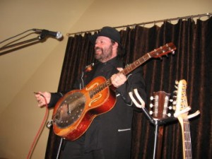 Colin  Linden at Irish Mountain